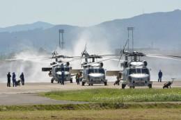 MiYABiさんが、小松島航空基地で撮影した海上自衛隊 SH-60Jの航空フォト(飛行機 写真・画像)
