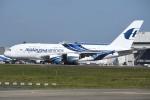 shimashimaさんが、成田国際空港で撮影したマレーシア航空 A380-841の航空フォト(写真)