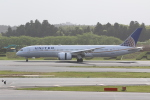 MA~RUさんが、成田国際空港で撮影したユナイテッド航空 787-9の航空フォト(写真)