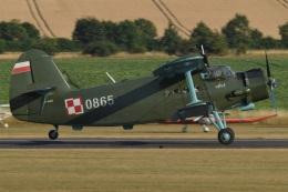 MOR1(新アカウント)さんが、ダックスフォード飛行場で撮影したuntitled An-2の航空フォト(飛行機 写真・画像)
