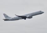 じーく。さんが、成田国際空港で撮影したアメリカ個人所有 ERJ-190-100 ECJ (Lineage 1000)の航空フォト(写真)