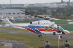 ゴンタさんが、双葉滑空場で撮影した国土交通省 地方整備局 AW139の航空フォト(写真)