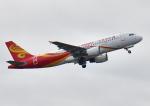 じーく。さんが、成田国際空港で撮影した香港航空 A320-214の航空フォト(写真)