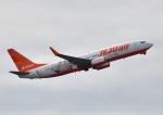 じーく。さんが、成田国際空港で撮影したチェジュ航空 737-8ASの航空フォト(写真)