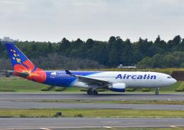 じーく。さんが、成田国際空港で撮影したエアカラン A330-202の航空フォト(写真)