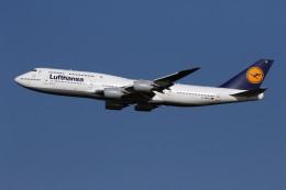 航空フォト:D-ABYQ ルフトハンザドイツ航空 747-8
