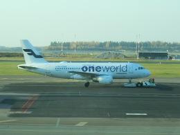 twinengineさんが、ヘルシンキ空港で撮影したフィンエアー A319-112の航空フォト(飛行機 写真・画像)