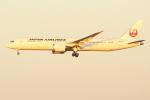 OMAさんが、成田国際空港で撮影した日本航空 787-9の航空フォト(写真)