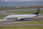 けいとパパさんが、関西国際空港で撮影した中国郵政航空 737-4Q8(SF)の航空フォト(写真)