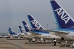 とらとらさんが、羽田空港で撮影した全日空 777-381の航空フォト(写真)