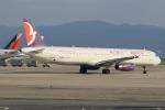 キイロイトリさんが、関西国際空港で撮影したマカオ航空 A321-231の航空フォト(写真)
