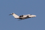 わいどあさんが、羽田空港で撮影した岡山航空 510 Citation Mustangの航空フォト(写真)