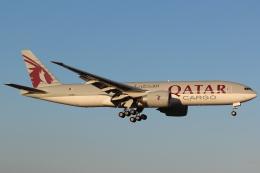 航空フォト:A7-BFJ カタール航空カーゴ 777-200
