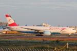 cassiopeiaさんが、成田国際空港で撮影したオーストリア航空 777-2Z9/ERの航空フォト(写真)