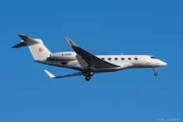 ぱん_くまさんが、羽田空港で撮影した金鹿航空 G650 (G-VI)の航空フォト(写真)