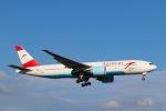 スカイチームKMJ なぁちゃんさんが、成田国際空港で撮影したオーストリア航空 777-2Z9/ERの航空フォト(写真)