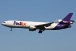 たみぃさんが、成田国際空港で撮影したフェデックス・エクスプレス MD-11Fの航空フォト(写真)