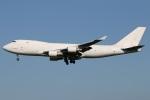 たみぃさんが、成田国際空港で撮影したウィルミントン・トラスト・カンパニー 747-4KZF/SCDの航空フォト(写真)