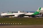 たみぃさんが、成田国際空港で撮影したエバー航空 777-3SH/ERの航空フォト(写真)