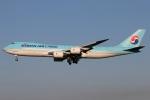 たみぃさんが、成田国際空港で撮影した大韓航空 747-8B5F/SCDの航空フォト(写真)