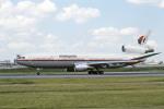 Gambardierさんが、伊丹空港で撮影したマレーシア航空 DC-10-30の航空フォト(写真)