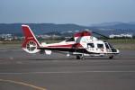 kumagorouさんが、仙台空港で撮影した読売新聞 AS365N2 Dauphin 2の航空フォト(飛行機 写真・画像)