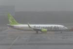 ATOMさんが、新千歳空港で撮影したソラシド エア 737-86Nの航空フォト(写真)