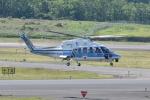ワイエスさんが、釧路空港で撮影した海上保安庁 S-76Cの航空フォト(写真)