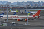 harahara555さんが、羽田空港で撮影したインディアン航空 A320-231の航空フォト(写真)