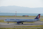 JAXXさんが、関西国際空港で撮影したマカオ航空 A321-231の航空フォト(写真)