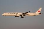 OMAさんが、成田国際空港で撮影した日本航空 777-346/ERの航空フォト(写真)
