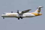 kinsanさんが、ヤンゴン国際空港で撮影したゴールデン・ミャンマー・エアラインズ ATR-72-600の航空フォト(写真)