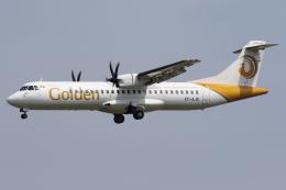 kinsanさんが、ヤンゴン国際空港で撮影したゴールデン・ミャンマー・エアラインズ ATR-72-600の航空フォト(飛行機 写真・画像)