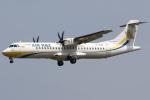 kinsanさんが、ヤンゴン国際空港で撮影したエア KBZ ATR-72-600の航空フォト(写真)