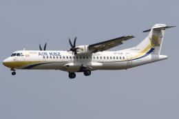 kinsanさんが、ヤンゴン国際空港で撮影したエア KBZ ATR-72-600の航空フォト(飛行機 写真・画像)