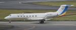 Dreamliner_NRT51さんが、成田国際空港で撮影したガルフストリーム・エアロスペース G-V-SP Gulfstream G500の航空フォト(写真)