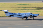 yabyanさんが、中部国際空港で撮影したSC3 AIR LLC PC-12の航空フォト(飛行機 写真・画像)