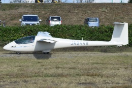 MOR1(新アカウント)さんが、大野滑空場で撮影した岐阜大学 ASK 23Bの航空フォト(飛行機 写真・画像)
