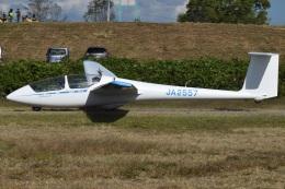 MOR1(新アカウント)さんが、大野滑空場で撮影した日本学生航空連盟 ASK 21の航空フォト(飛行機 写真・画像)