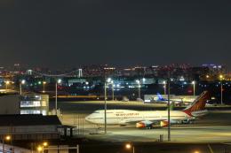 らむえあたーびんさんが、羽田空港で撮影したエア・インディア 747-437の航空フォト(飛行機 写真・画像)