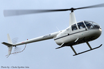 Chofu Spotter Ariaさんが、東京ヘリポートで撮影した日本個人所有 R44 Raven IIの航空フォト(写真)