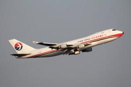 YASKYさんが、香港国際空港で撮影した中国貨運航空 747-412F/SCDの航空フォト(飛行機 写真・画像)