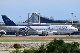matatabiさんが、台湾桃園国際空港で撮影したチャイナエアライン 747-409の航空フォト(飛行機 写真・画像)
