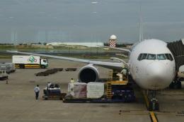 matatabiさんが、台湾桃園国際空港で撮影した日本航空 767-346/ERの航空フォト(飛行機 写真・画像)