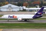 masa707さんが、ポートランド国際空港で撮影したフェデックス・エクスプレス MD-10-30Fの航空フォト(写真)