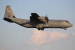 OMAさんが、岩国空港で撮影したアメリカ空軍 C-130J-30 Herculesの航空フォト(飛行機 写真・画像)