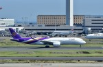 Dojalanaさんが、羽田空港で撮影したタイ国際航空 A350-941XWBの航空フォト(飛行機 写真・画像)
