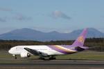 ATOMさんが、新千歳空港で撮影したタイ国際航空 777-2D7の航空フォト(写真)