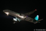 遠森一郎さんが、福岡空港で撮影したエアソウル A321-231の航空フォト(写真)