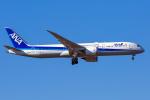 mameshibaさんが、成田国際空港で撮影した全日空 787-9の航空フォト(写真)